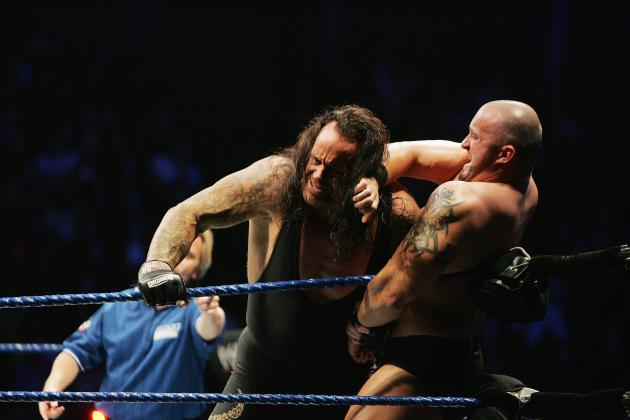Royal Rumble 2012 Predictions: Undertaker and Legends Who'll Enter Rumble