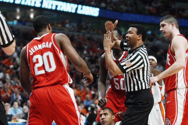 NCAA Basketball Referees Instructed to Call More Unsporting Technical Fouls