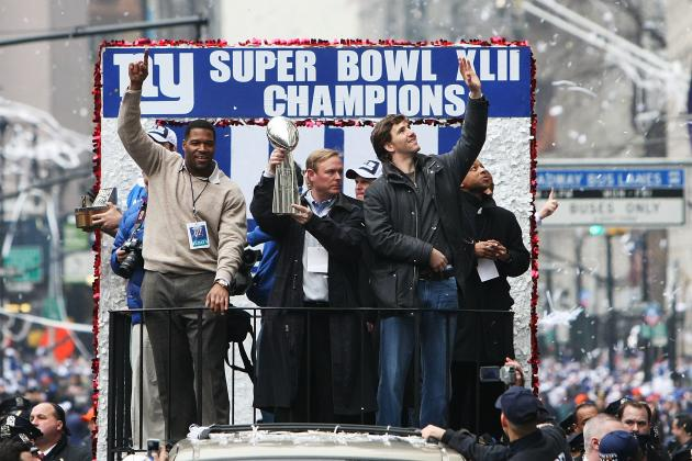 Super Bowl XLVI: What a Fourth Ring Would Mean for the New York Giants