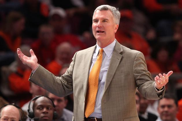 Illinois Basketball: Is It Time for the Bruce Weber Era to Come to an End?