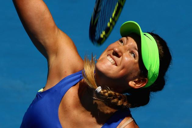 Victoria Azarenka on Brink of Claiming World No. 1 Ranking: 2012 Australian Open