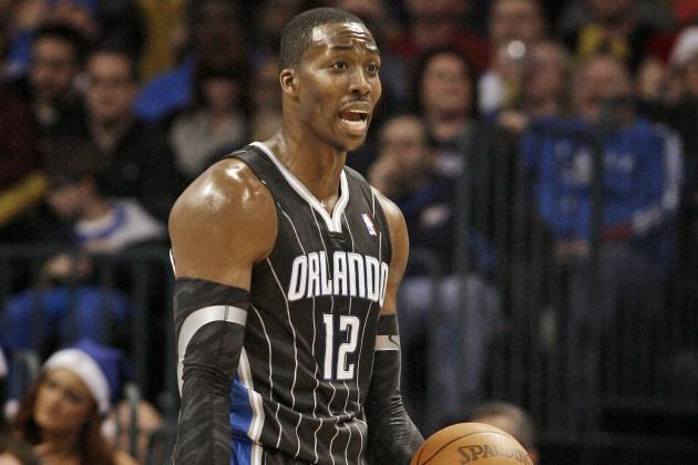 Dwight Howard Is Wrong to Call out Teammates After Losses