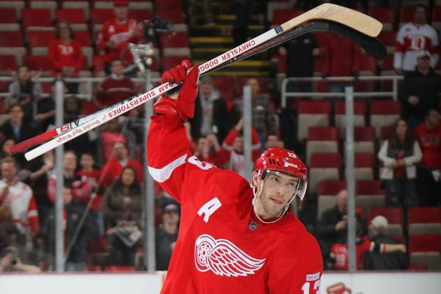 NHL Power Rankings: Red Wings Soar to No. 1, Penguins Back in Top 10