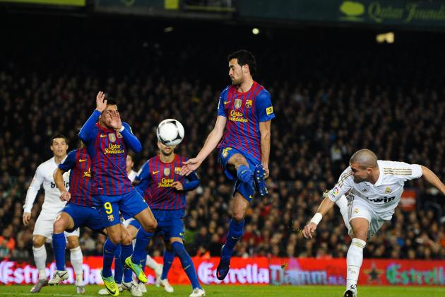 Barcelona vs. Real Madrid: Sergio Ramos Accuses Sergio Busquets of Acting Out