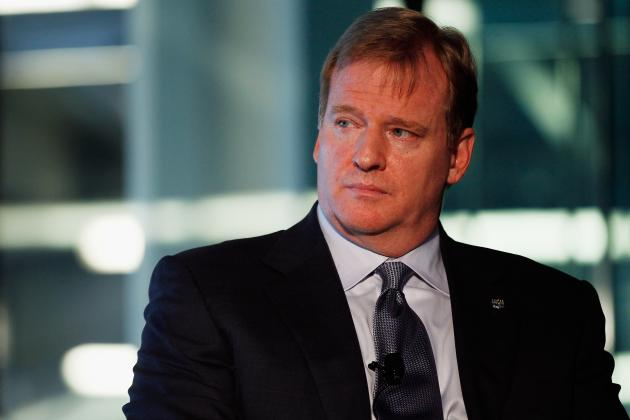 NFL Commissioner Roger Goodell Is No Friend to the Fans