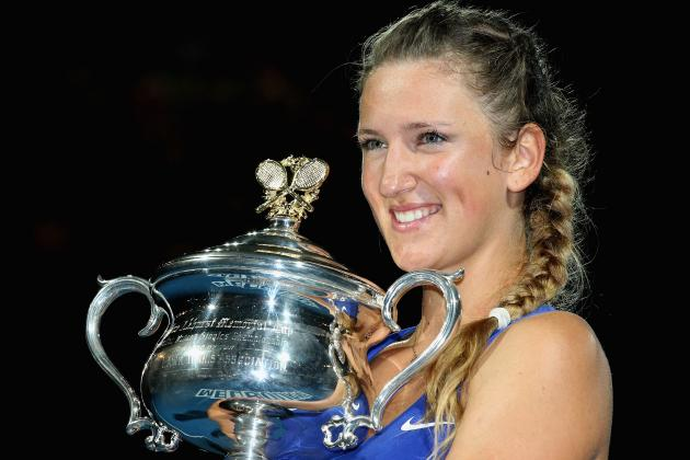 Sharapova vs Azarenka: Score and Recap from Australian Open 2012 Women's Final