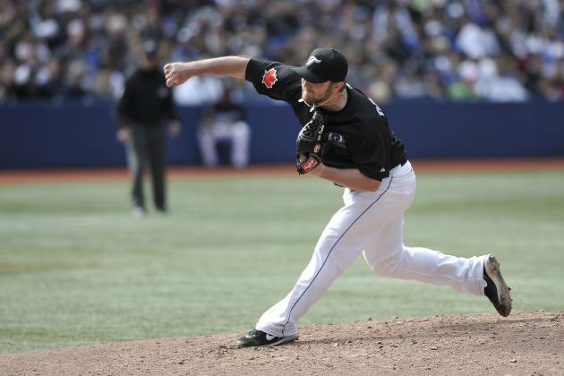 Toronto Blue Jays: Will Pitcher Kyle Drabek Reach His Full Potential?