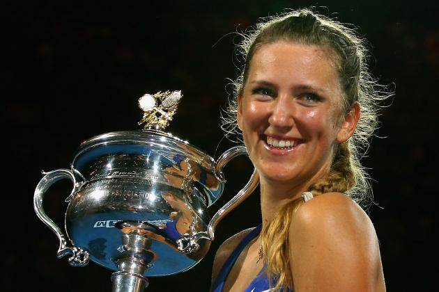 Sharapova vs Azarenka: Score and Recap from Australian Open 2012 Women's Final