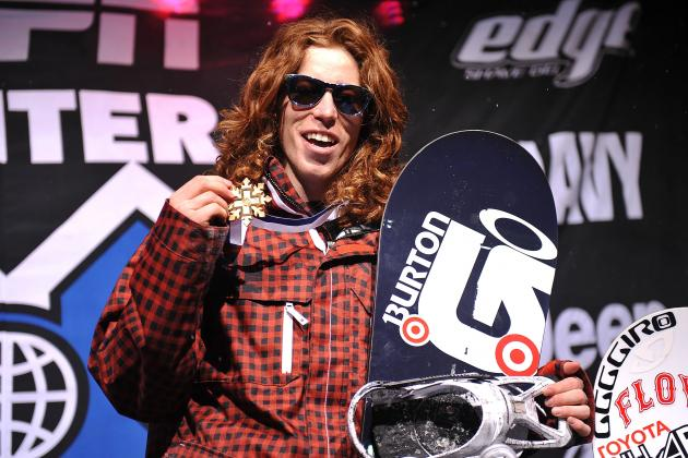 Shaun White: Flying Tomato Must Succeed for X Games to Be Meaningful
