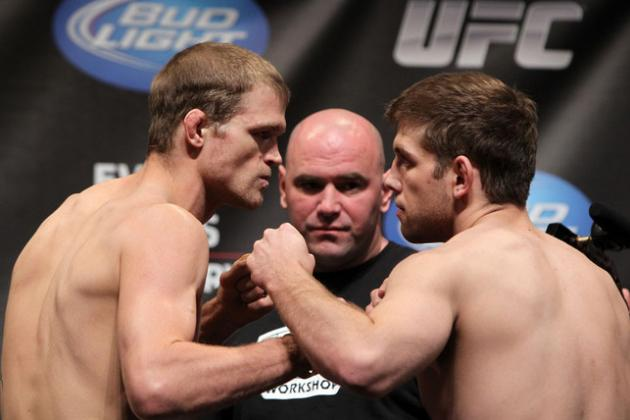 UFC on FOX 2 Predictions: Evan Dunham vs. Nik Lentz