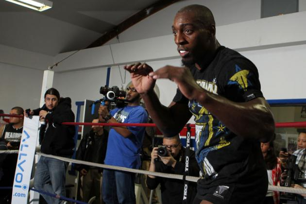UFC on FOX 2 Predictions: What a Phil Davis Win Means for the LHW Division