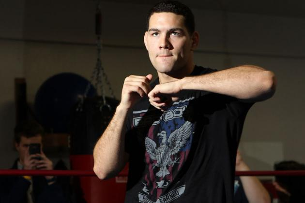 UFC on FOX 2 Fight Card: Chris Weidman Is in a Win-Win Situation