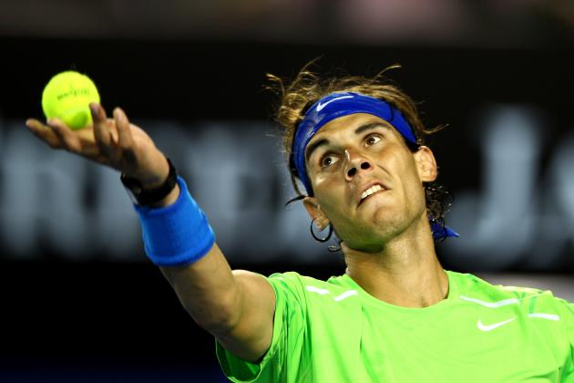Australian Open 2012: Rafael Nadal Will Secure Greatness with Win over Djokovic