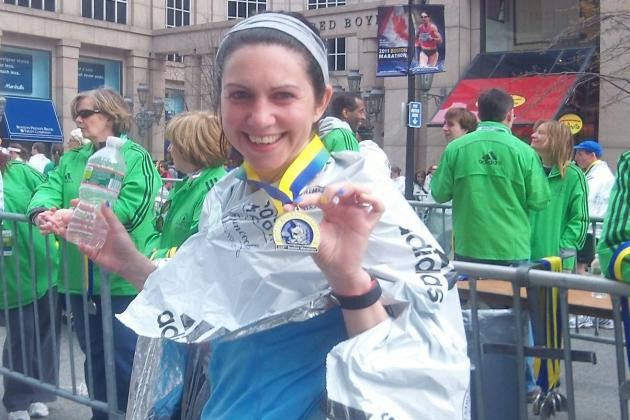 Jennifer Famiglietti: Yes, You Can Meet the Team Hoyt 2012 Marathon Team