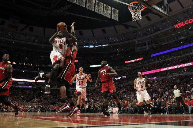 Chicago Bulls vs. Miami Heat: TV Schedule, Live Stream and More