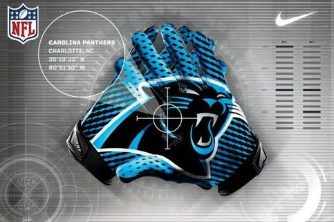 Pro Bowl 2012 Uniforms: NFL Stars Will Sport Killer New Nike Gloves in Hawaii