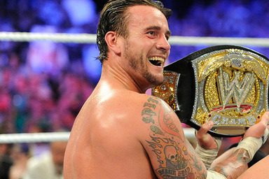 Royal Rumble 2012 Matches: CM Punk Won't Escape with WWE Championship