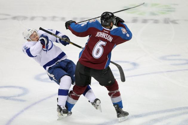 Colorado Avalanche Must Trade a Defenseman Before the Playoffs