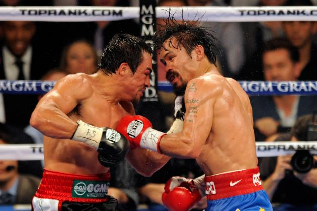 Juan Manuel Marquez Wants Pacquiao in November, Waiting for a Contract from Arum