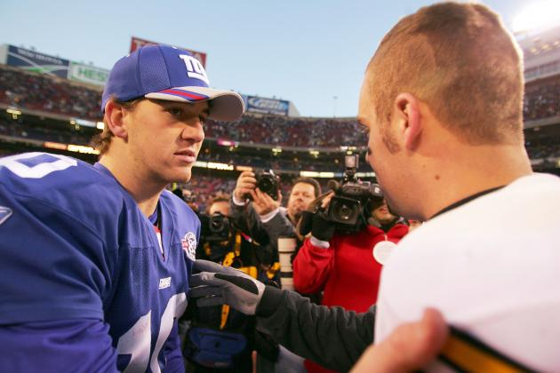 Eli Manning or Ben Roethlisberger: Who Is the Best QB from the 2004 NFL Draft?