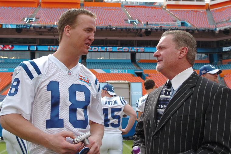 Report: Indianapolis Colts Decided on Peyton Manning's Fate