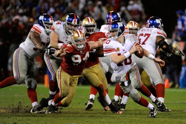 Eli Manning and the 5 Players Most Responsible for the Giants' Super Bowl Run