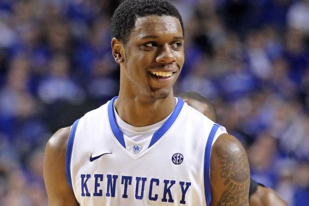 Terrence Jones Returns to Dominant Form as the Kentucky Wildcats Roll LSU