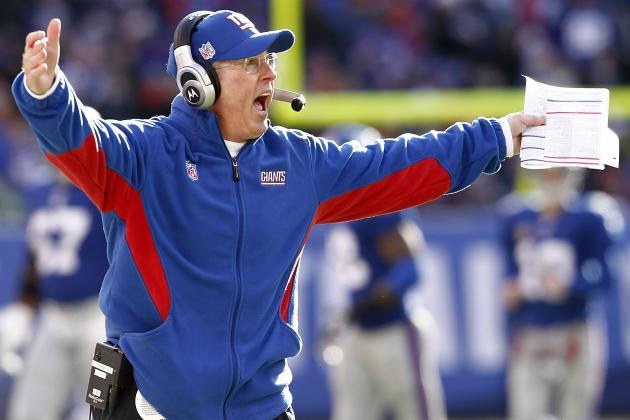 Where Does New York Giants' Super Bowl Return Put Tom Coughlin in NFL History?