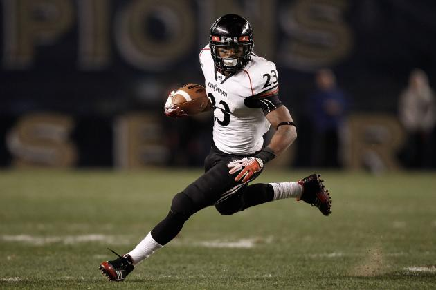 Senior Bowl 2012: Isaiah Pead and Players Who Boosted Their Draft Stock
