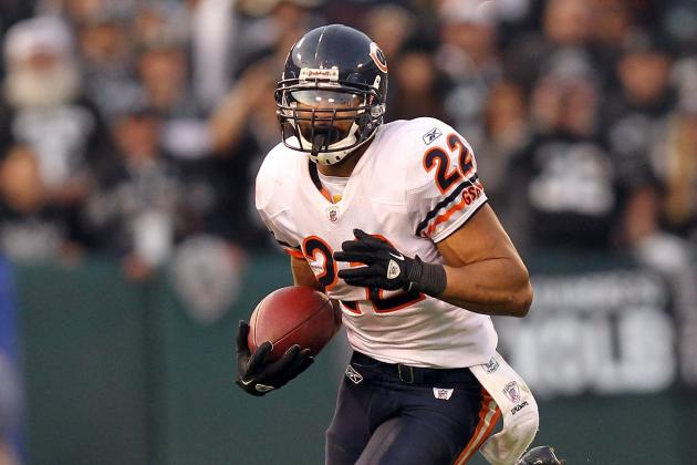 Grading Da Bears 2011-2012: Running Backs