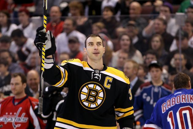 NHL All-Star Skills Competition: Zdeno Chara, the Top Score and Trivia