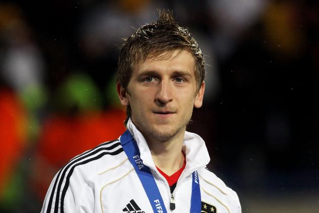 Liverpool Transfer Rumours: Reds Linked with Germany Winger Marko Marin