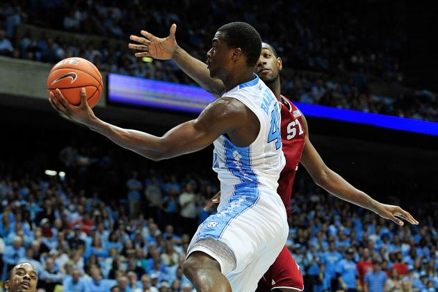 Detroit Pistons Draft Targets: Harrison Barnes, North Carolina
