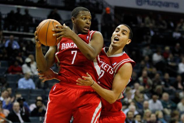 No Problem in Houston as Rockets Currently Lead Southwest Division