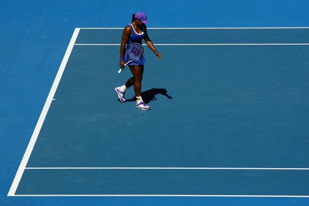 Australian Open 2012: Serena Williams and Women's Stars Destined to Fail in 2012