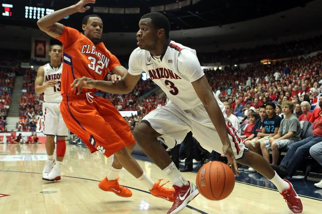 Arizona Wildcats Basketball: Guard/Forward Kevin Parrom Done for Season