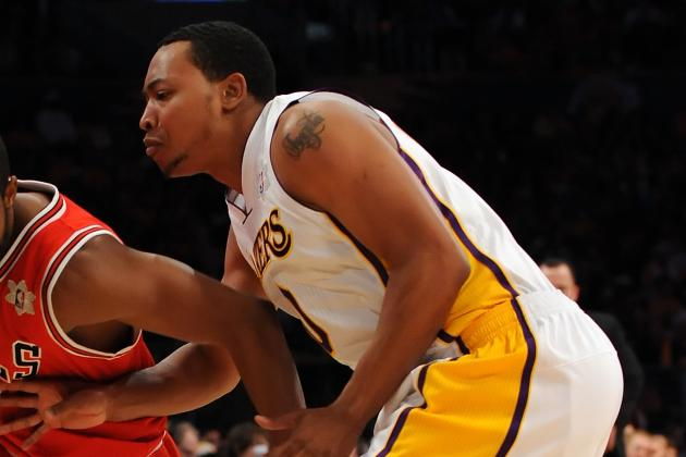 Los Angeles Lakers: Is Andrew Goudelock the Answer at Point Guard?