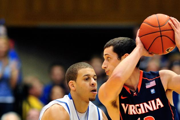 Virginia-NC State: Cavaliers Nip Wolfpack to Take over ACC 4th Spot