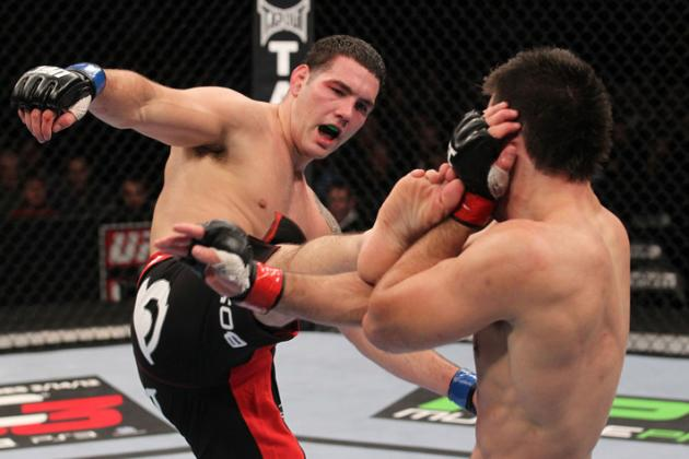 UFC on FOX 2 Results: Why Chris Weidman Is the Future Middleweight Champion