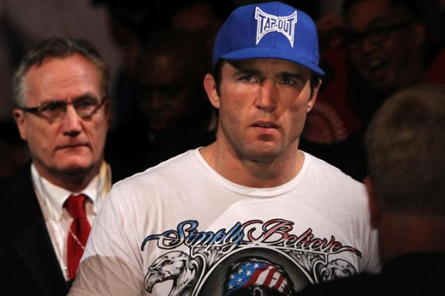 UFC on FOX 2 Results: Chael Sonnen Does It Again in His Post-Fight Interview