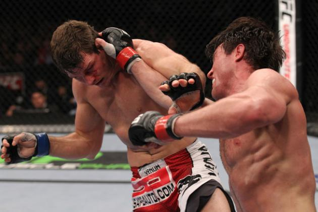 UFC on FOX 2 Results: Why Chael Sonnen Won the Fight Without Question