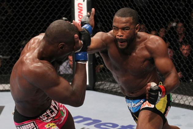 UFC on FOX 2 Results: Why Rashad Evans Is the Next Light Heavyweight Champion