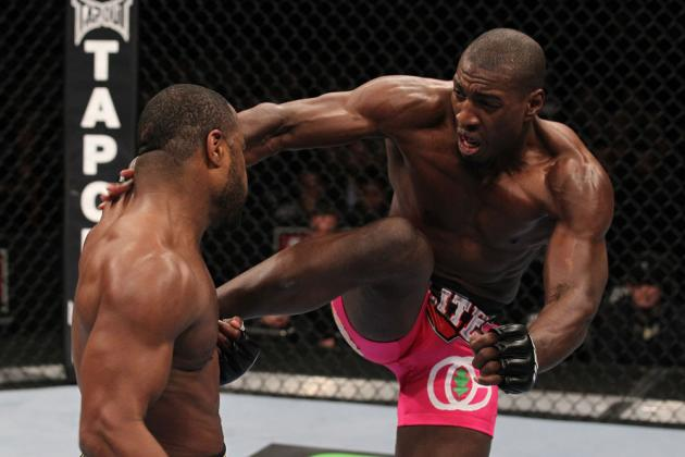 UFC on FOX 2 Results: Why Phil Davis Has a Bright Future at 205