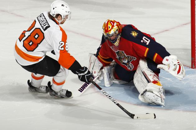NHL All-Star Game Roster 2012: Claude Giroux Will Lead Team Alfredsson to Win