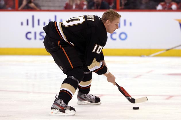 2012 NHL All-Star Game Skills Battle: Why Corey Perry's Mini-Stick Move Was Best