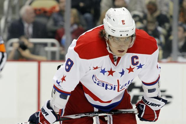 Fantasy Hockey: Alex Ovechkin, Henrik Lundqvist and Tim Thomas Questions