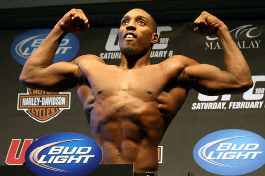 UFC on Fox 2 Results: Phil Davis Was Not Ready for a Big Fight