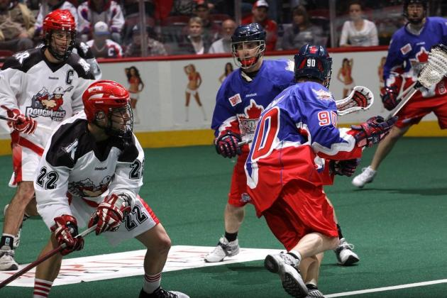 Calgary Roughnecks Lose Second Straight Overtime Game