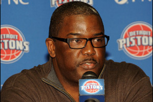 Detroit Pistons: Can Joe Dumars Build Another Championship-Caliber Team?