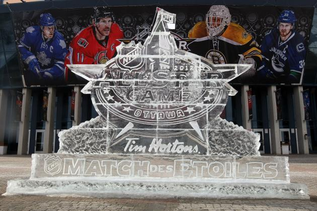 NHL All-Star Game 2012: Hockey's Exhibition Better Than NFL Pro Bowl